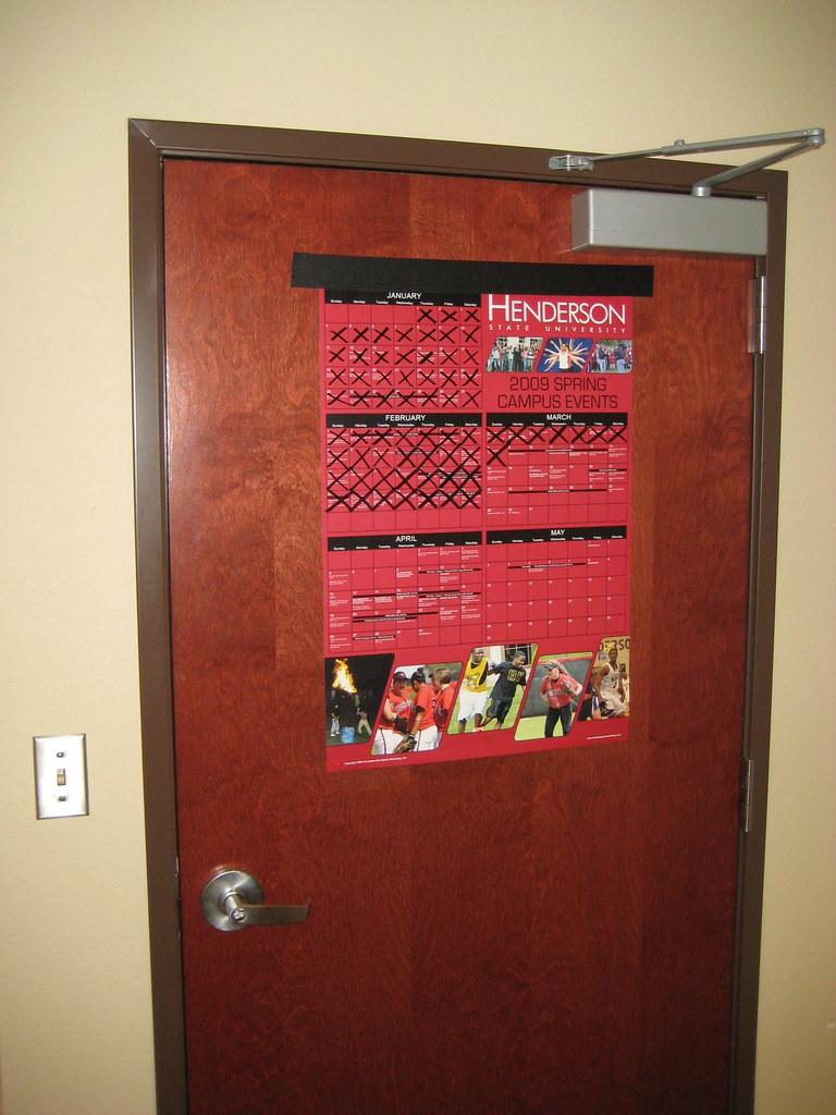 Door Calendar