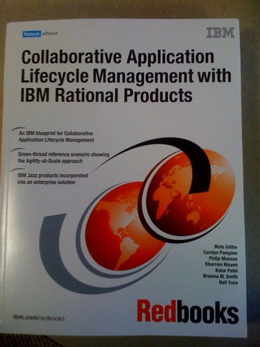 Application lifecycle management with ibm rational products