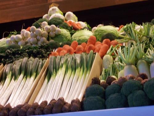 regional vegetables