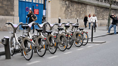 Paris Bicycle for rent