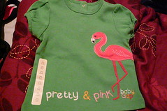 Flamingo T for Corina