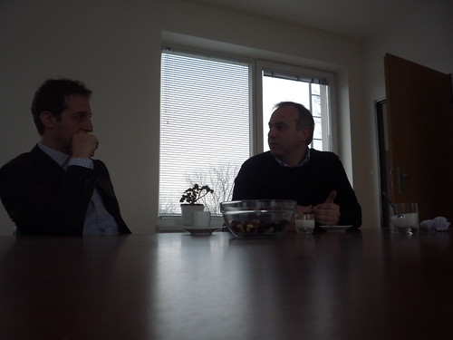 Il Segretario CCIS incontra OSMI