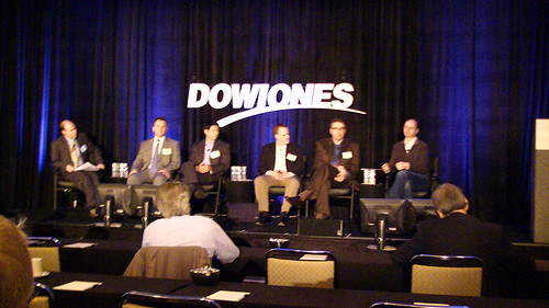 Panel at Dow Jones Wireless Innovation