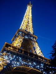 Eiffel Sparkle