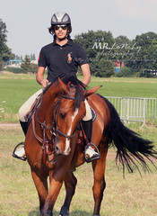 Miss u bro =( ( MR.LoNeLy  Back) Tags: horse brown mr riding u lonely bro miss equestrian mrlonely