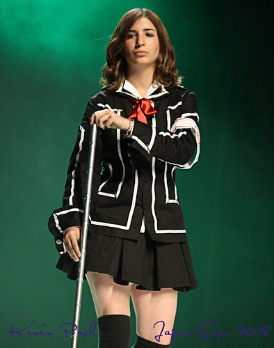 Vampire Knight Yūki Cross Cosplay