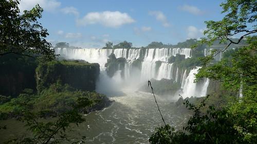 Le Cataratas del Iguazù