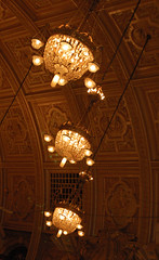 Blackpool chandeliers