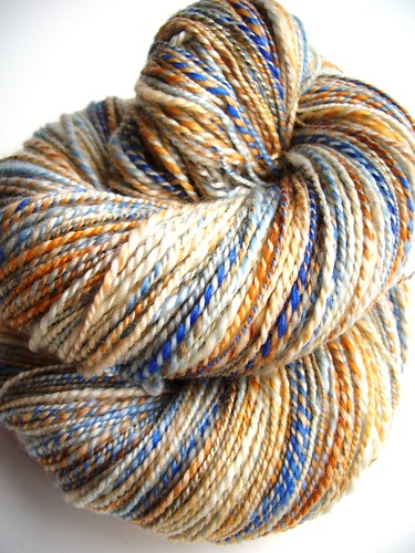 Team Spirit, merino-tencel, 323yds, 16WPI-3