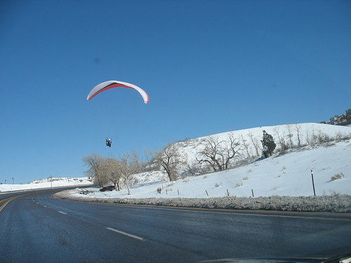 Parachute?