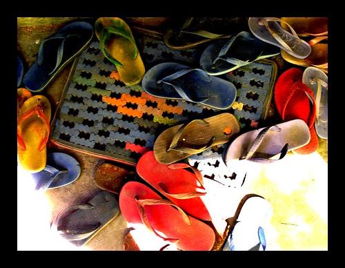 Flip Flops by Kudomomo via Flickr