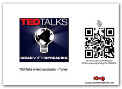TEDTalks (video) podcasts - iTunes (Margarita_Quihuis) Tags: url icandy ricohinnovations tedtalksvideopodcastsitunes