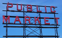Pike Place Market no 3, Seattle (enigmafotografi) Tags: seattle washington pikeplace publicmarket