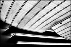 Opra Bastille - Paris (Karol.R) Tags: blackandwhite bw paris france architecture french noiretblanc opra bastille oprabastille opranationaldeparis