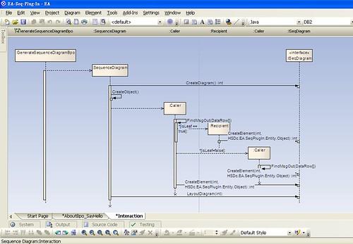 HSDc Seq. generator - 開發 Seq. 圖