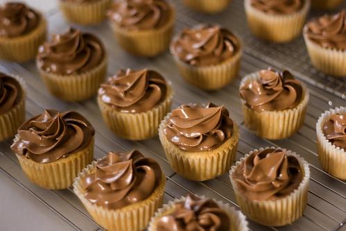 Malteser Cupcakes