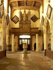 Organ - Stanford-on-Avon