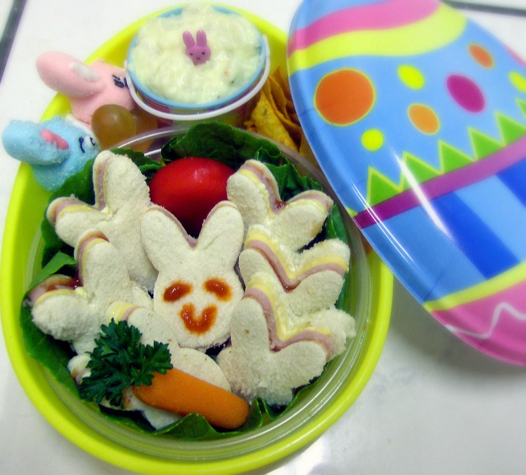 Easter Bento #33
