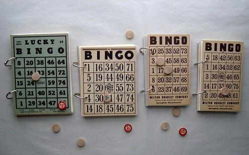 bingo books