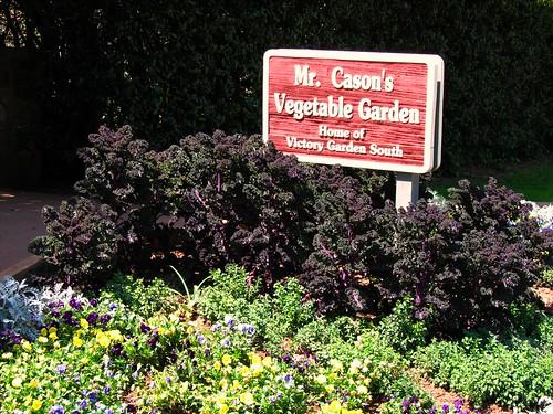 The Entrance To The Vegetable Garden At Georgia 39 S Callaway