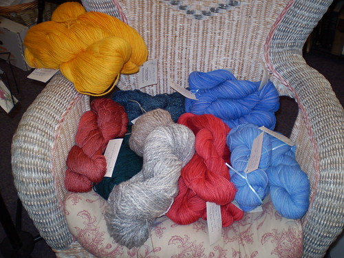 Wonderful yarns from Little Bit of Heaven!