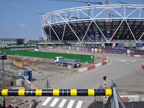 Estadio Olímpico  Londres 2009 Olimpiadas