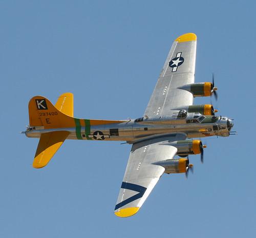 Warbird picture - B-17