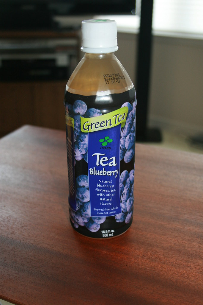 Blueberry Ice Tea