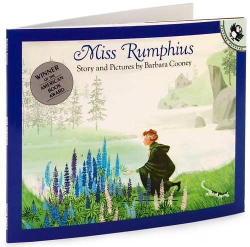 Top 100 Picture Books #13: Miss Rumphius by Barbara Cooney