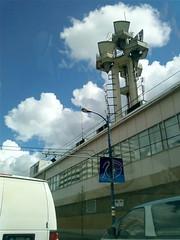 Microwave towers 1