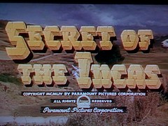 Watch: Secret of the Incas (1954)