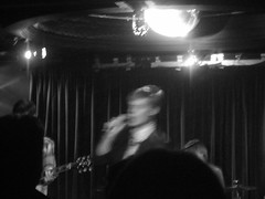 HDIF: Cats On Fire - The Luminaire (manc_ill_kid) Tags: blackandwhite livemusic pocketbooks hdif butcherboy howdoesitfeel theluminaire catsonfire