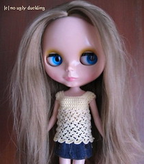 This is Pilar! I couldn't resist this beautiful Primadolly!!!