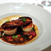 Seared Diver Sea Scallop and Foie Gras