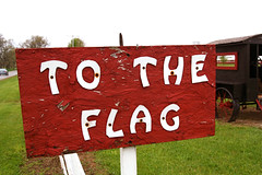 To the Flag -- Pledge of Allegiance 5-9-09 2