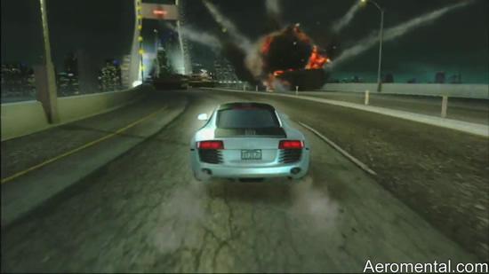 juego Transformers 2 Audi