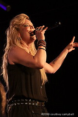 Anette Olzon of Nightwish by photobycourtney