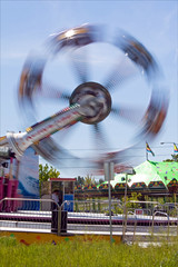 Skill Saw (Ian Sane) Tags: carnival iris festival oregon digital canon ian fun eos rebel saw long exposure rides xsi keizer skill sane
