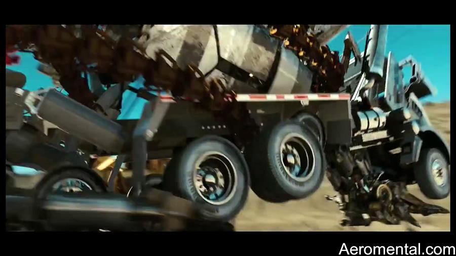 Tv Spots Transformers 2 Devastator Mixmaster