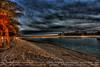 The dramatic sky... (Abdallah   Photography) Tags: sky lake tree beach high construction flickr 10 top dramatic saudi arabia hdr ksa abdullah abdallah khobar defination interestingness379 explore19may09