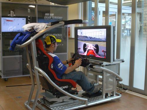 2009年日本GPのウーチョ