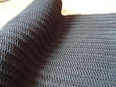 big scarf (Fluxx) Tags: scarf crochet craft scarves rips bigscarf myowndesign