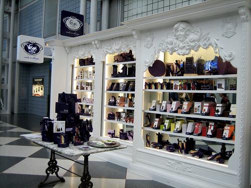 Vosges Boutique, Chicago Airport