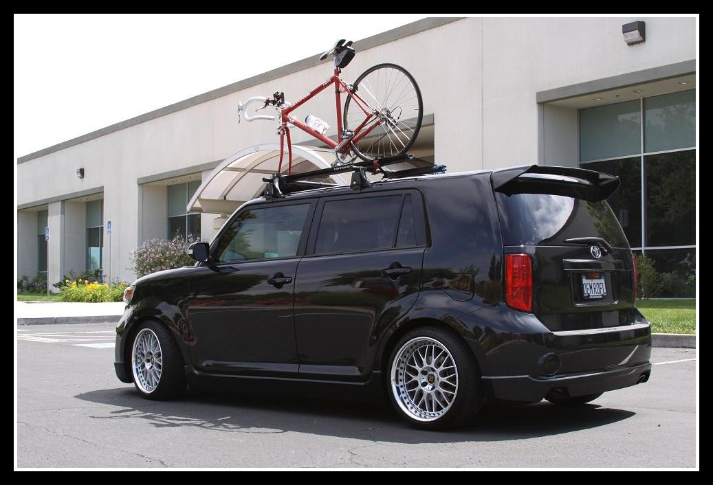 Roof Bike Rack Scionlife Com