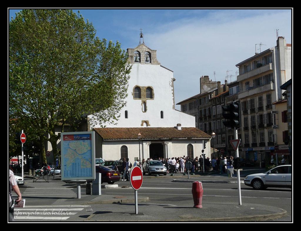 Bayona. Iglesia del Espíritu Santo