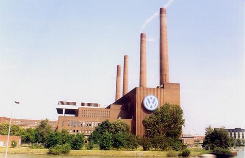 Wolfsburg - Volkswagen Factory