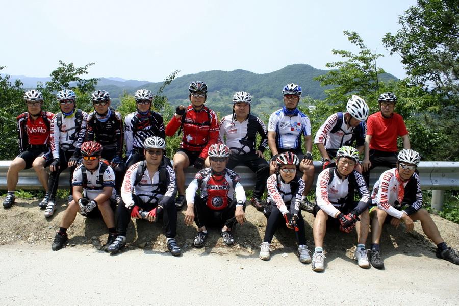 Yuseong MTB members