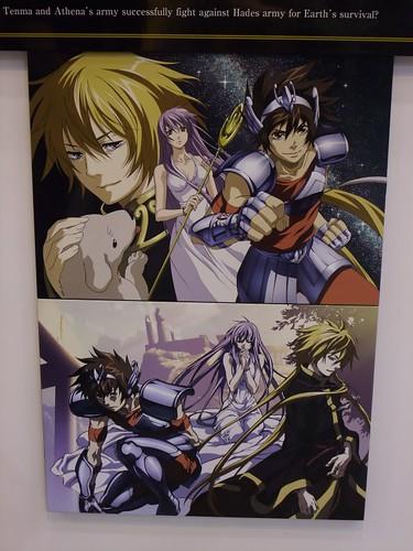 C3 in HK - 星矢poster
