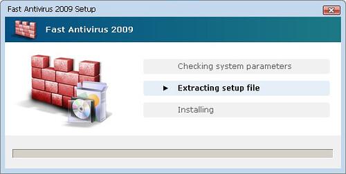 Adware/FastAntivirus Installer