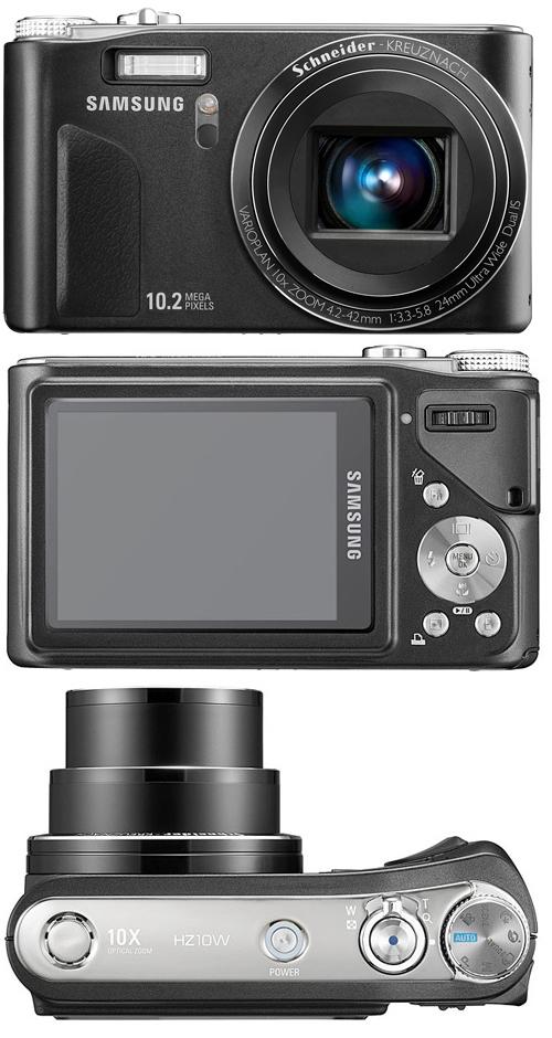 Samsung WB500 Black